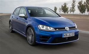 2016 Volkswagen Golf R Manual First Drive