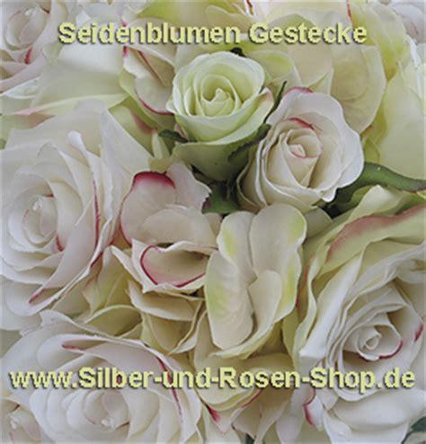 seidenblumen shop seidenblumen gestecke silber und shop