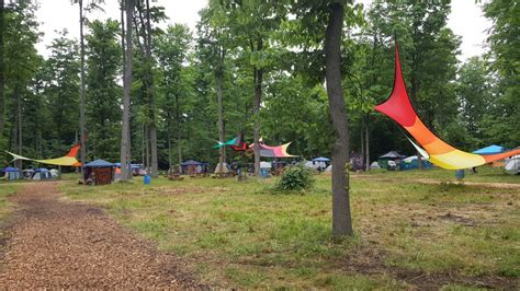 Electric Forest Showers - electric forest 2016 festival review downbeats