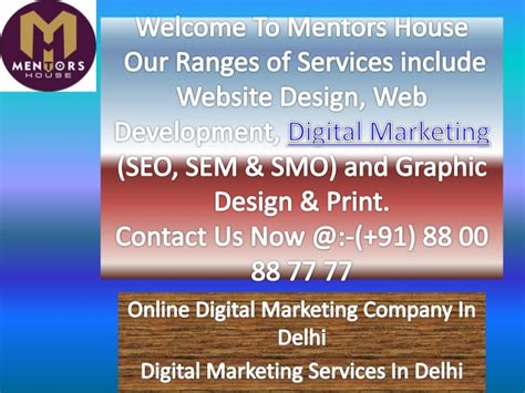 digital marketing company in delhi digital marketing company in delhi