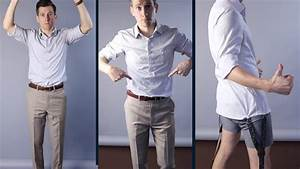 How to Keep Your Shirt Tucked In (3 Different Methods You ...