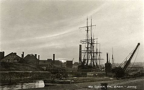 Boat Transport Exeter by Exeter Memories Canal Ships