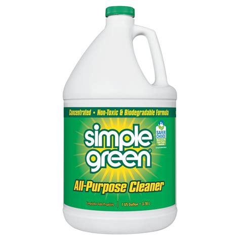 all purpose cleaner simple green 1 gal concentrated all purpose cleaner