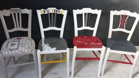 relooker chaise relooker une chaise en paille 28 images comment