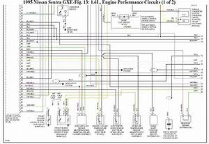 2005 Nissan X Trail Wiring Diagram