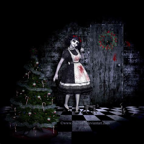 gothic christmas wallpaper wallpapersafari