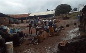 Severe rainstorm causes havoc in some parts of Kumasi ...