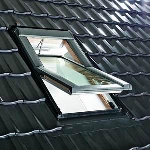 Dachfenster 3 Fach Verglasung : roto elektro dachfenster wdt r65 k ~ Michelbontemps.com Haus und Dekorationen