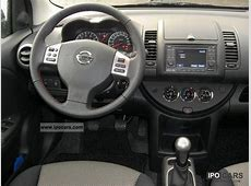 2011 Nissan Note 15 dCi 85 DPF acenta Car Photo and Specs