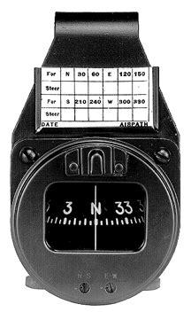 "Wag-Aero 2-1/4"" Windshield Mount Compass, FAA/TSO'd"
