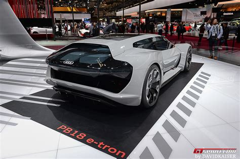 Audi Pb18 E-tron Confirmed For Production?