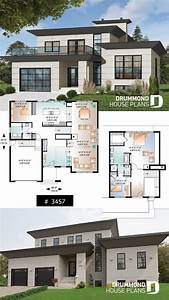 Luxury, Contemporary, House, Plans, 2021