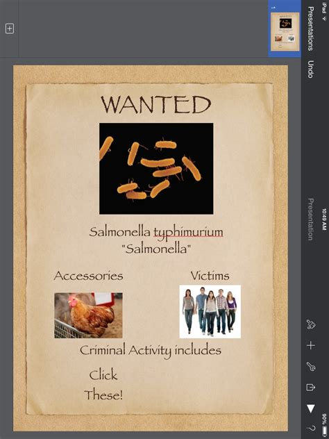 Revised wanted poster