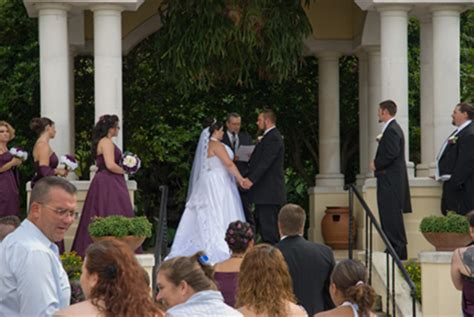 photos of some of our simple florida weddings