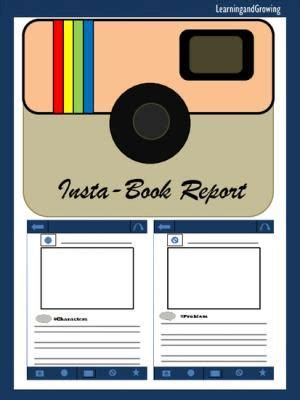 insta book report characters setting problem solution