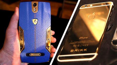 lamborghini android phone  fully encrypted