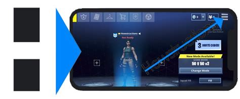 Mobile Logout by How To Logout Or Switch Accounts With The Fortnite Mobile
