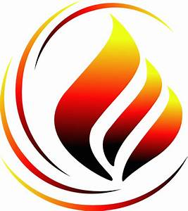 Flame Logo 3 Clip Art at Clker.com - vector clip art ...