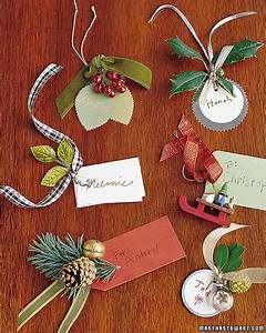 Gift Tags Step by Step
