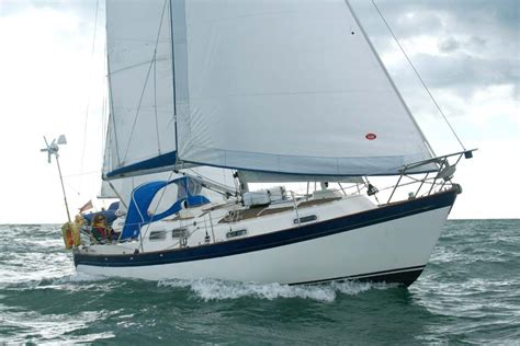 Sailboat Vancouver by Vancouver 27 Blue Water Cruiser Sailboats Pinterest