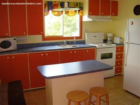cottage kitchens pictures cottage rental qu 233 bec gasp 233 sie sainte des monts 2668