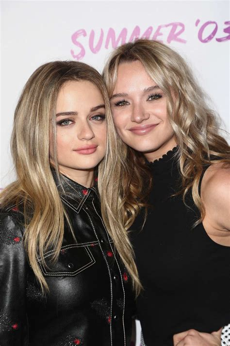 joey and hunter king attends 'summer '03' premiere at the ...