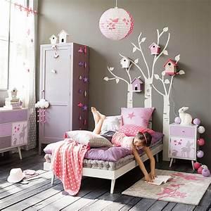 Chambre Fille 4 Ans : d coration chambre fille de 4 ans ~ Teatrodelosmanantiales.com Idées de Décoration