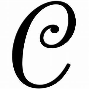 Fancy C Letter - ClipArt Best