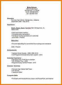 high school student resume examples first job best With best resume for high school student