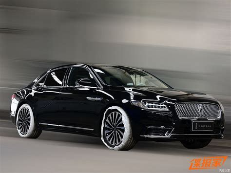 Pictures Of New Lincoln Continental by Lincoln Continental Presidential A Great Leap Forward In