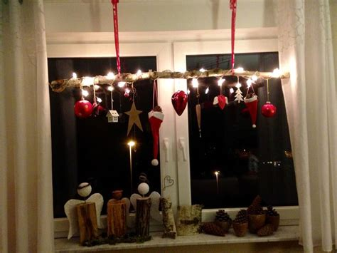 1000+ Ideas About Weihnachtsdeko Fenster On Pinterest