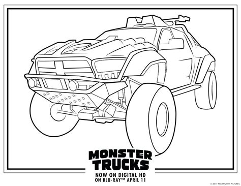 monster jam truck coloring pages  getcoloringscom  printable colorings pages  print