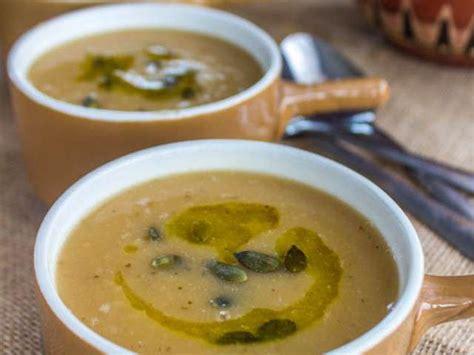 amour de cuisine de soulef recettes de soupe de navet de amour de cuisine chez soulef