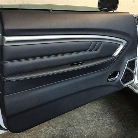 custom chevelle interior seat fesler door panels gaps