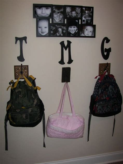 Back To School With A Backpack Station For The Home