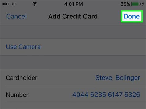 After years of research and analysis of every credit card on the market, we launched creditcard.info to empower. How to Save Credit Card Info in Safari on an iPhone: 8 Steps
