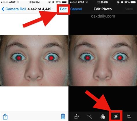 eye remover iphone ios 7 tips and tricks page 21
