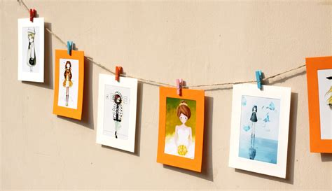 picture wall hanging ideas photo hanging designs and materials homesfeed