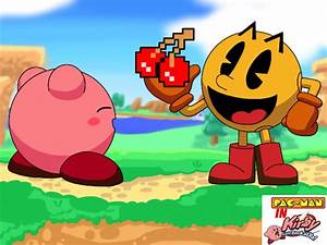 PAC-MAN in KIRBY Right Back At Ya! by LunoDevan on DeviantArt