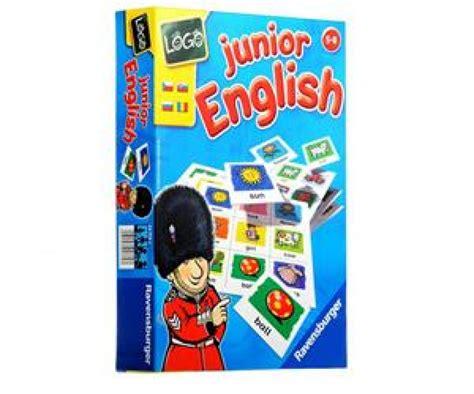 Ravensburger Attistoša spēle Junior English, no 5 gadiem ...