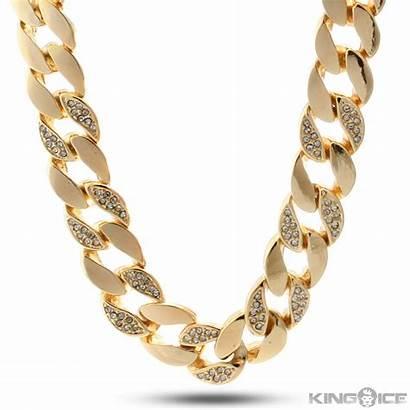 Chain Gold Clipart Chains Vector Designs Cuban