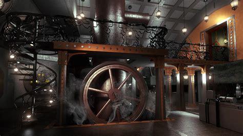 adoredesign steampunk spaceship