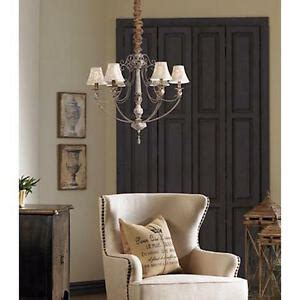 Vintage Style Chandelier by 27 Quot X 30 Quot Country Chateau Rococo 6 Light Chandelier