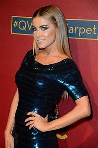 Carmen, Electra, At, Qvc, 5th, Annual, Red, Carpet, Style, Event, In