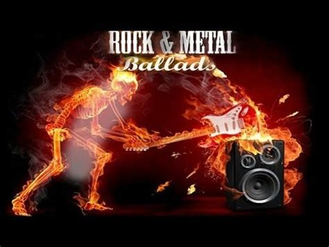 Rock  Metal Ballads Vol 1 Youtube