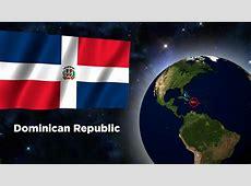 Flag Wallpaper Dominican Republic by darellnonis on