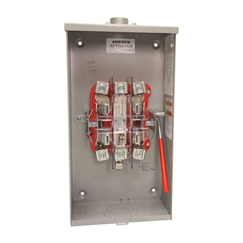 milbank 125 5 terminal ringless overhead ground meter socket r6193 yl qg ams the home