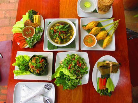 cuisine laos best restaurants to eat laos food in vientiane vientiane