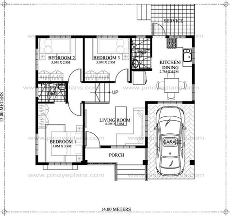 katrina  bedroom bungalow house plan php
