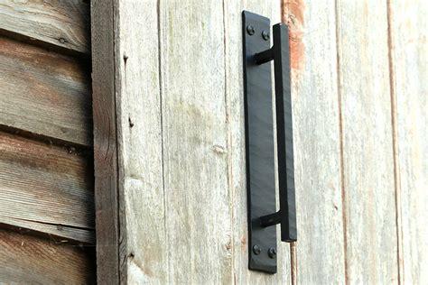 Everything Rustique Barn Door Handles For Barn Door